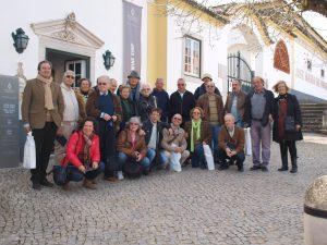 Visita de Estudo a José Maria da Fonseca e à Administração dos Portos de Setúbal e Sesimbra  04-03-2015