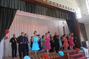 Danças Latinas da Unisseixal na VII Gala de Dança Sénior 2015-05-05