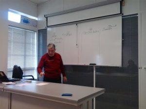 Aula Aberta -Um Olhar sobre aprendizagens recíprocas-Pelo prof. Vitor Vitorino – 1.ª parte