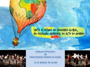 Danças Populares  no IX encontro de saberes e sabores