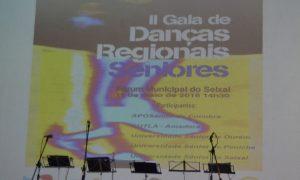 II Gala de Danças Regionais Seniores