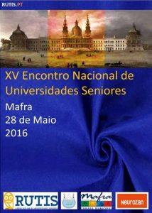 XV Encontro Nacional das Universidades Seniores