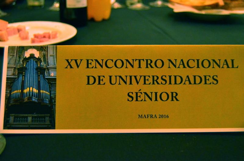 XV Encontro Nacional das Universidades Seniores promovido pela RUTIS